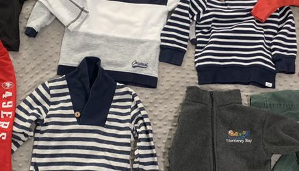 2T Toddler Boy Clothing (8 items) for Sale in Fremont,  CA