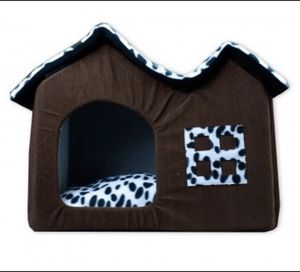 Luxury High End Double Pet House Brown D for Sale in Miami, FL