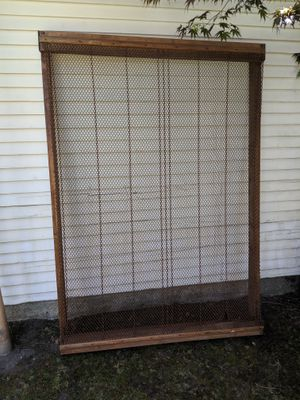 Antique woven wire mattress / wire mesh bed for Sale in Seattle, WA