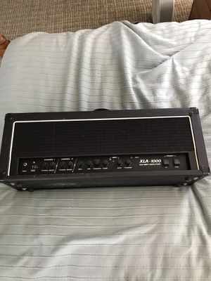 Lee Jackson XLA-1000 Tube Guitar Amplifier for Sale in Highland, MD