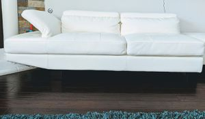 Beautiful Leather couch for sale for Sale in Lewisville, TX