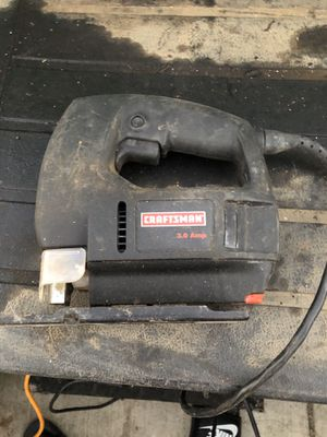 Craftsman Jigsaw for Sale in Tracy, CA