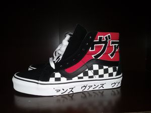 """Vans """"Japanese Print"""" size mens 6.5 for Sale in Anaheim, CA"""