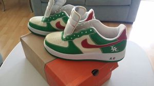 Nike Air Force one cartoon mexico edition for Sale in Santa Monica, CA