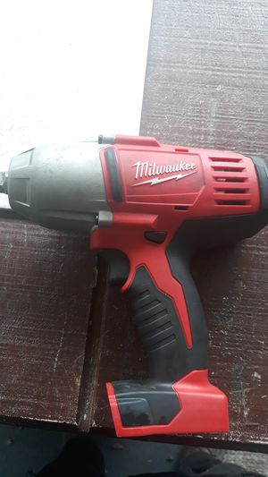Milwaukee 1/2 impact for Sale in Columbus, OH