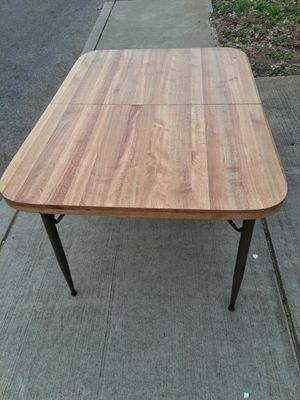 Table with leaf for Sale in Nashville, TN