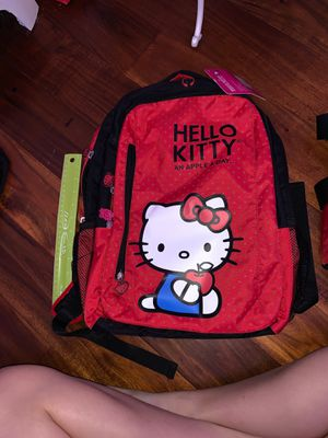 Hello Kitty Backpack laptop bag for Sale in San Diego, CA