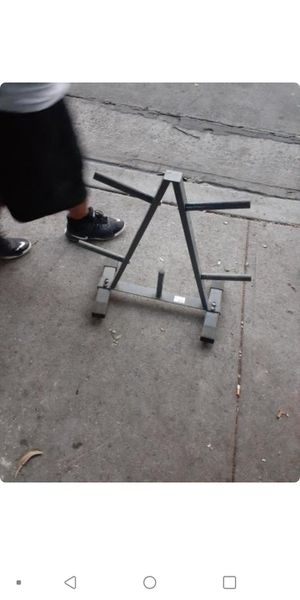 Weight stand for Sale in Temple City, CA