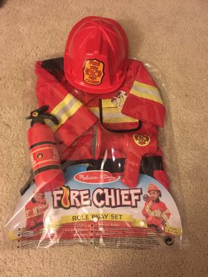 Fire Chief Costume for Sale in Fullerton, CA