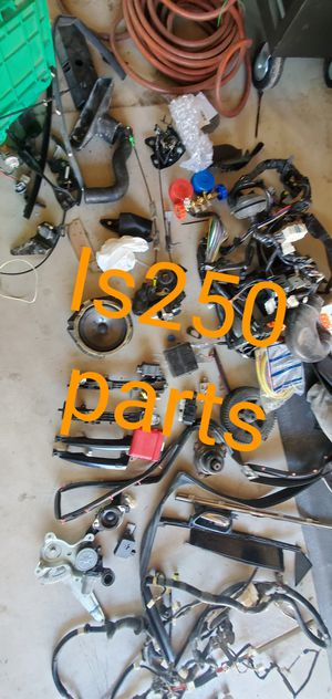 Is250 lexus is 250 parts for Sale in Niles, IL