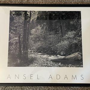 Ansel Adams Framed Art for Sale in Fresno, CA