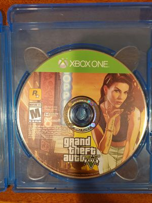 Gta V xbox one edition for Sale in Lake Worth, FL
