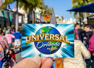 Universal Orlando 2 Park 1 day Pass + Optional Express Pass for Sale in Zephyrhills, FL