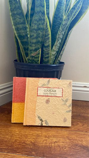 Two poetry books with quotes for Sale in Los Angeles, CA