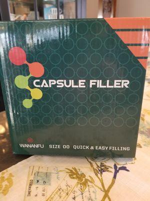 Capsule Filler New for Sale in Lancaster, PA