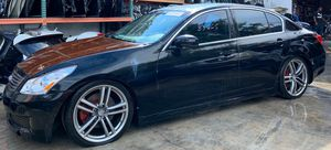 2007-2015 INFINITI G25 G35 G37 Q40 SEDAN PART OUT! for Sale in Fort Lauderdale, FL