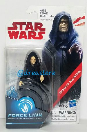 Star War Emperor Palpatine Force Link 3.75in. Action Figure for Sale in West Hollywood, CA