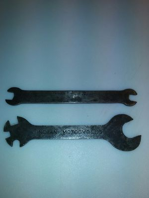 Antique Indian motorcycle wrenches for Sale in Des Plaines, IL