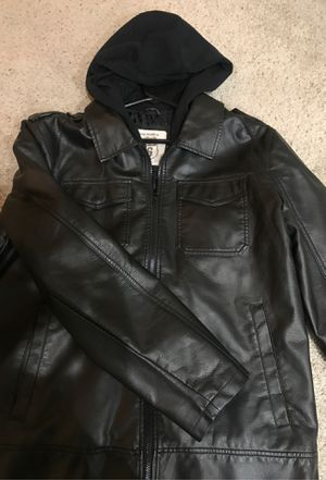 New Route 66 jacket wit hoodie (large) for Sale in Arvada, CO