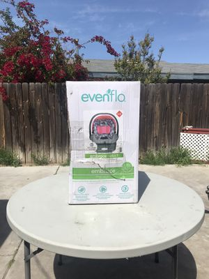 Evenflo embrace select infant car seat for Sale in Highland, CA