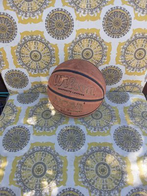 Wilson Basketball $25.00 cash only (serious buyers) for Sale in Dallas, TX
