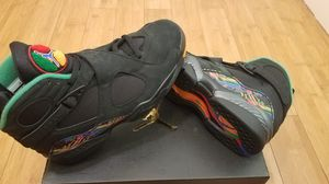 Jordan retro 8's size 5.5y for youths. for Sale in Paramount, CA