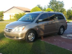 Honda Odyssey EXL 2006 for Sale in Kissimmee, FL