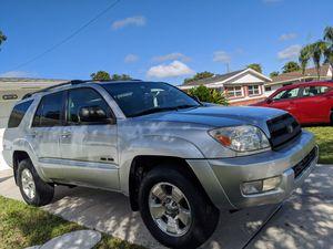 2003 Toyota 4runner Sr5 4wd for Sale in Sarasota, FL