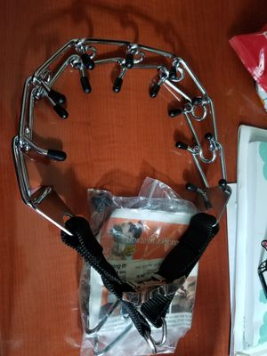 XL prong collar for Sale in Tampa, FL