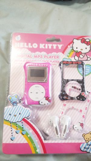 Hello Kitty digital MP3 player for Sale in Portland, OR
