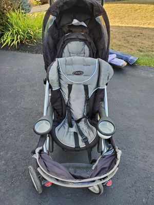 Graco Double Stroller for Sale in Canonsburg, PA