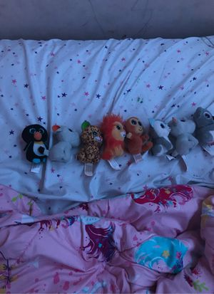 Mini Beanie Baby's for Sale in Columbia, SC