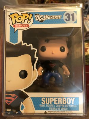 Funko POP Superboy for Sale in Tacoma, WA