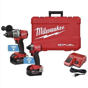 Milwaukee M18 2- Pc Drill Set for Sale in Brooklyn, NY