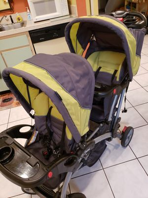 Babytrend Double Stroller for Sale in Clearwater, FL