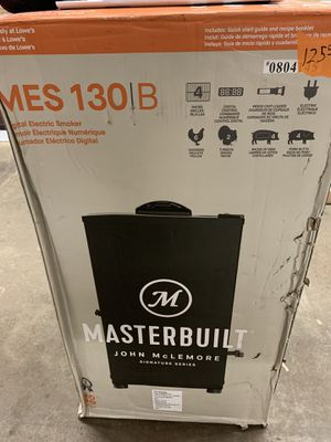 Electric smoker $125 for Sale in Tempe, AZ