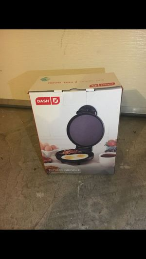 Electric griddle for Sale in Kent, WA