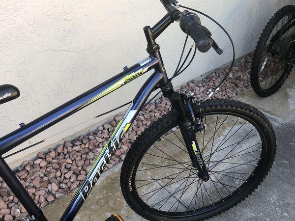 "Pacific rook 26"" inch mountain bike"