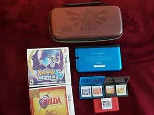 Nintendo 3DS xl loaded + extras for Sale in Seattle, WA