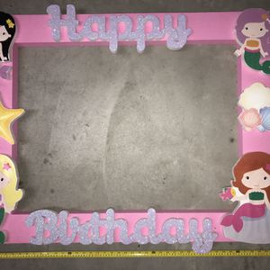 Birthday Photo Booth Picture Frame for Sale in Corona, CA