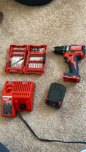 Milwaukee power drill for Sale in Upland, CA