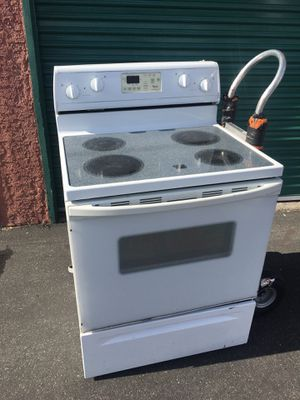 Stove electric for Sale in Las Vegas, NV