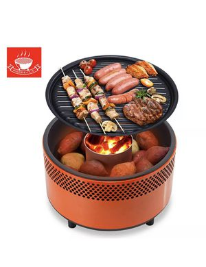Multi functional Charcoal BBQ grill (battery operated) for Sale in Los Angeles, CA