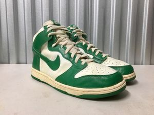 Nike Dunk High Vntg Pine Green Celtic Green Shoes for Sale in Spanish Flat, CA