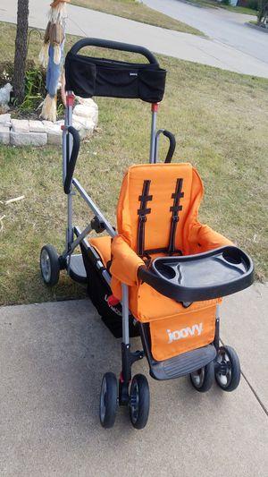 stroller double joovy for Sale in Saginaw, TX