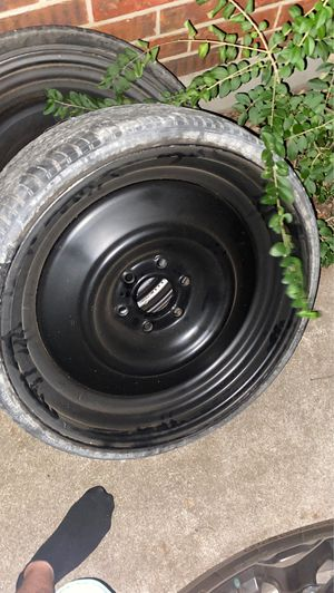 22 inch transits All four rims for Sale in Georgetown, TX