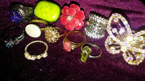 Lot of 11 rings for Sale in Killeen, TX