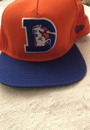 Vintage logo Denver Broncos hat (adjustable size ) for Sale in Silver Spring, MD