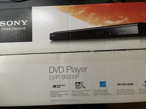 DVD Player (DVP-SR200P) $15 for Sale in Boston, MA