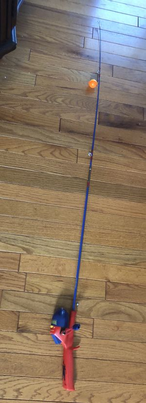 Great condition kids fishing rod. for Sale in Fort Washington, MD